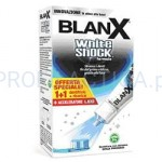 BLANX WhiteShock dwupak 2x50 ml + LED
