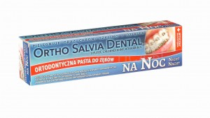 ORTHO SALVIA DENTAL NIGHT 75ml