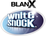 Logo producenta past Blanx white shock